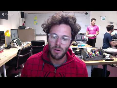 Creator Hangouts: Next Thing Co's Dave Rauchwerk