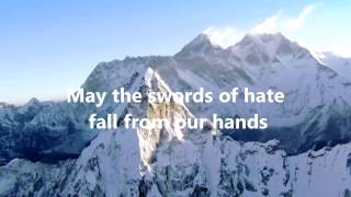 O DAY OF PEACE - Hymn video with Lyrics