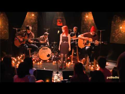 Paramore - Decode /MTV Unplugged - 720p