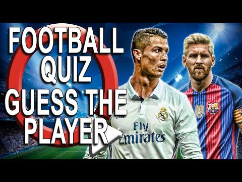 1ce556331 Football Quiz | Can You Guess The Player From Their Shirt Number - YouTube