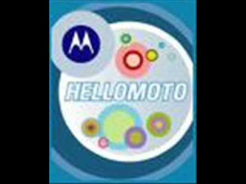 Hello Moto Youtube