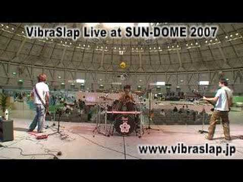 VibraSlap Live ~india blues~