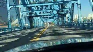 Jacksonville The Main Street Blue Bridge