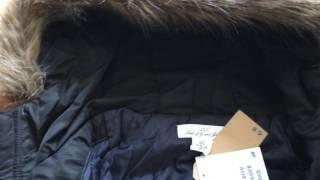 Куртка-парка из магазина H&M качество, обзор