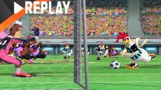 Disney Sports Football - GameCube Gameplay (720p60fps)