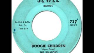 JOHN FRED & THE PLAYBOYS - Boogie Children [Jewel 737] 1964