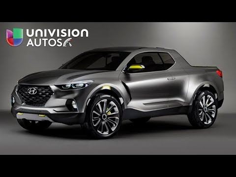En Video ya es oficial, Hyundai producir una pickup