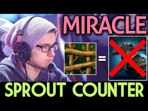 Miracle- Dota 2 [Sven] Sprout Counter Me