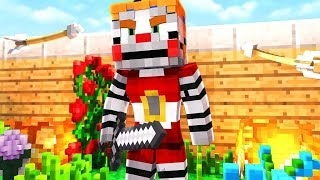 Foxy jr Kills Circus Baby?! (Minecraft Daycare Roleplay)