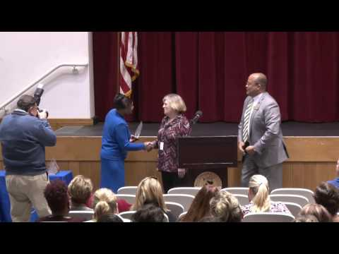 Wayne Community College - 2016 Employee Recognition Ceremony