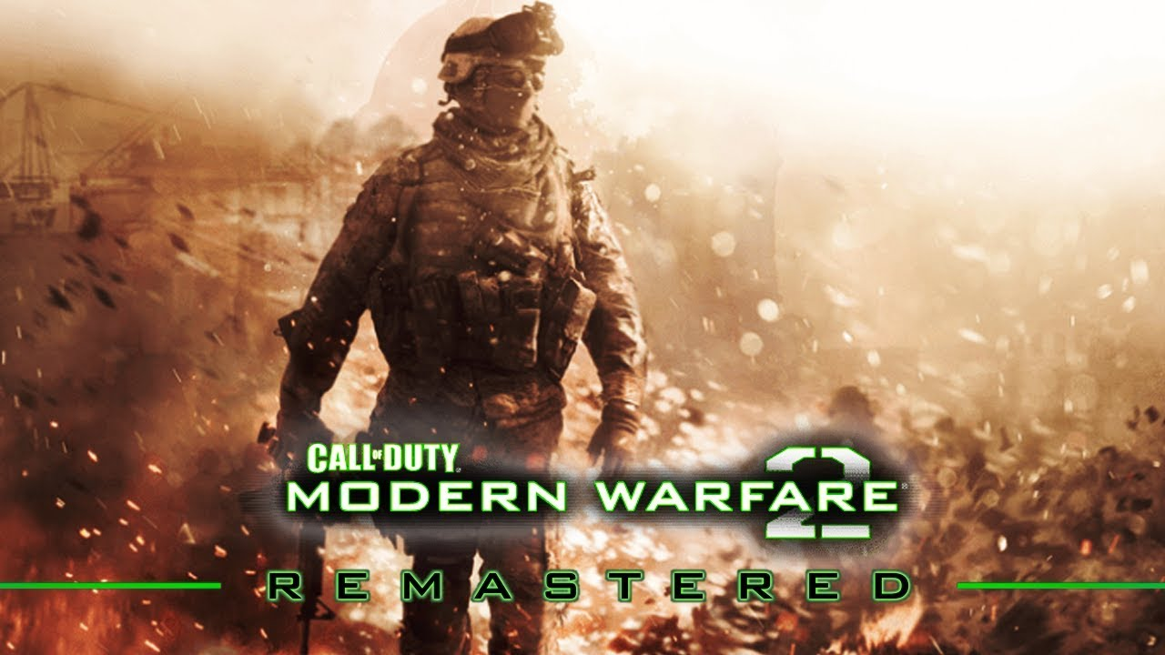 Modern Warfare 2 Remastered Trailer Mw4 Maps Youtube