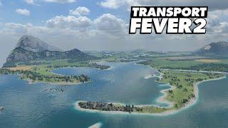 Transport Fever 2 [Mapvorstellung] Flair am Meer