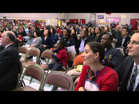 Planning and Designing the new Mandarin Chinese Language Immersion Magnet School