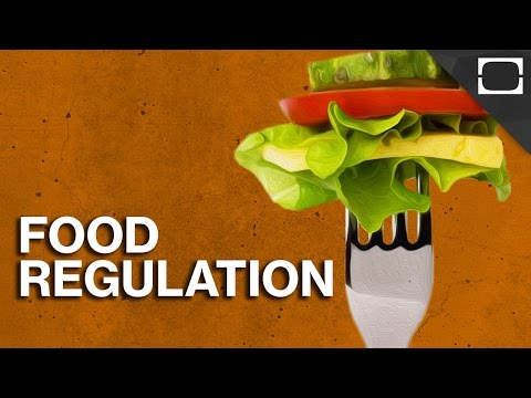 Who Regulates Our Food?