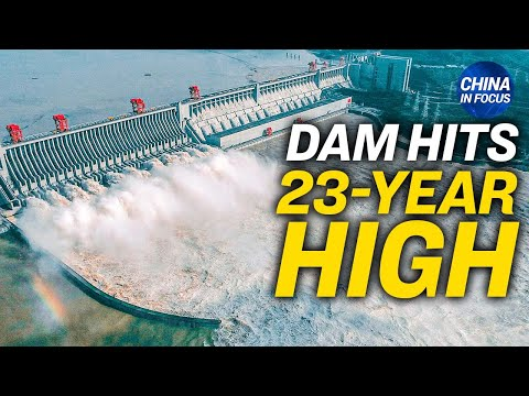 China's Three Gorges Dam hits 23-year high; Gene test linked to Chinese military sold to world