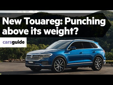Volkswagen Touareg 2019 review