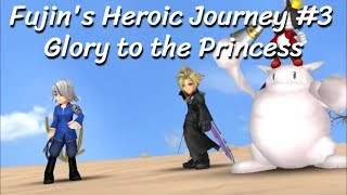 [DFFOO] Fujin's Heroic Journey #3 - Glory to the Princess