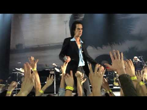 Nick Cave and the Bad Seeds -  Tupelo (Prague 2017)