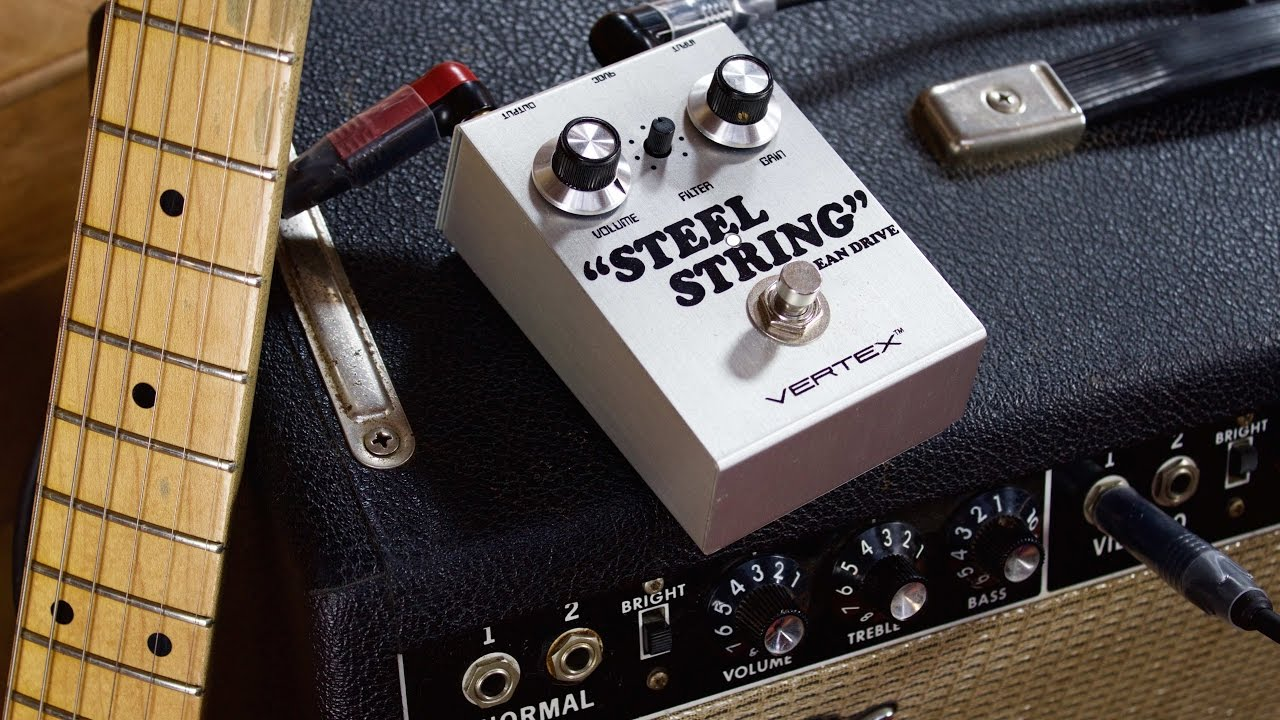 steel string clean drive srv strat tone w clean fender amp youtube. Black Bedroom Furniture Sets. Home Design Ideas