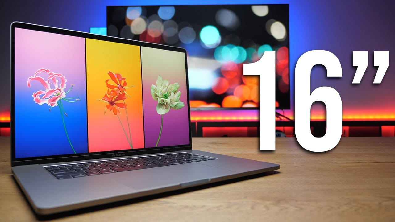 MacBook Pro 16-inch Review: Apple listened! - YouTube