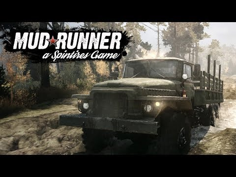 spintires mudrunner xbox one ps4 subscriber. Black Bedroom Furniture Sets. Home Design Ideas