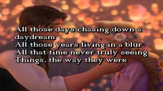 (Karaoke / Instrumental) - Tangled - I see the light (Clean Version)