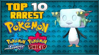 Top 10 Rarest Pokémon for Pokémon Sword and Shield