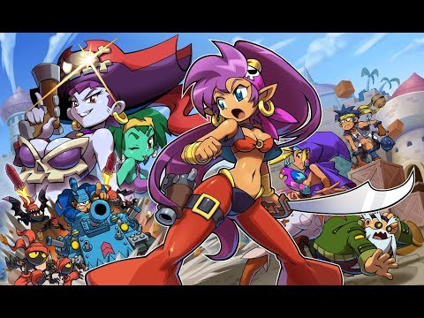 Shantae and the Pirate's Curse for Nintendo Switch: Official Launch Trailer