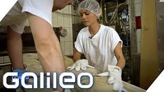 So hart ist der Job in einer Großbäckerei | Galileo | ProSieben
