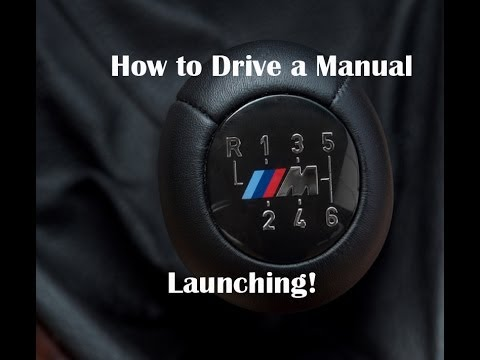 how to drive a manual launching from a standstill youtube rh youtube com how to launch a manual transmission car how to launch a manual awd car