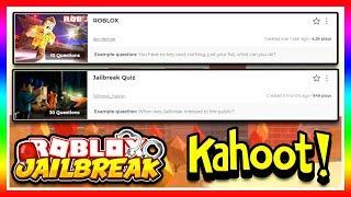 🔴 Roblox Jailbreak KAHOOT! WINTER UPDATE SOON! | St. Jude Charity Stream | Roblox Jailbreak LIVE