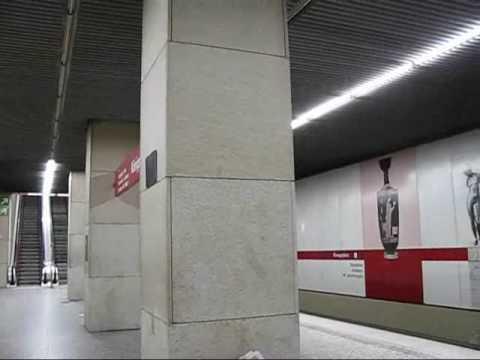Munich (U-Bahn)Underground station