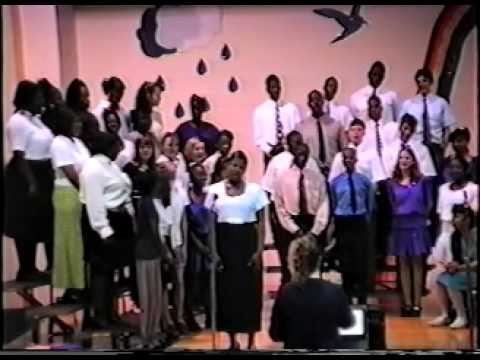 West Hoke Middle School - A Concert in the Key of Sea 1998