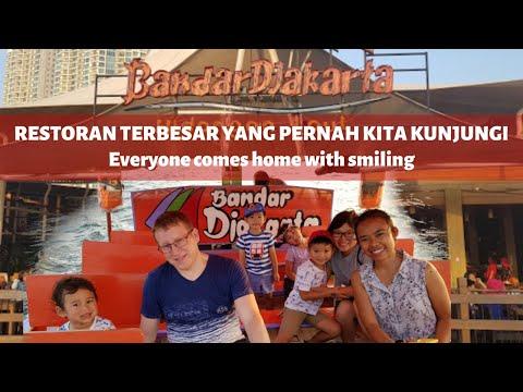 BANDAR DJAKARTA ANCOL   SEAFOOD RESTAURANT TERBESAR DI INDONESIA
