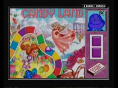 Let's Play Candy Land/Chutes & Ladders/Memory
