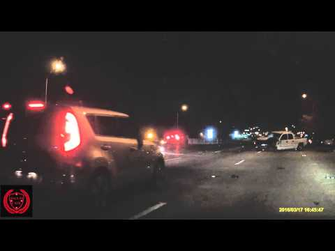 Accident Caught on my Dashcam
