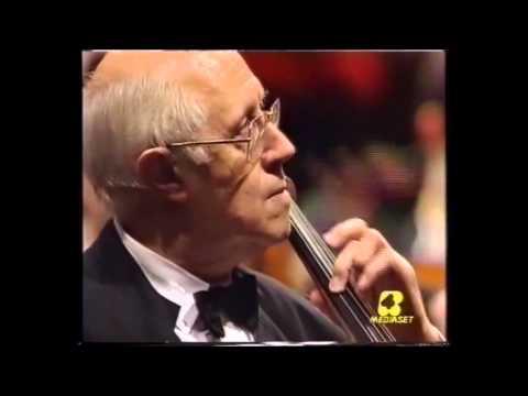 Saint Saens Cello Concerto op.33 - Rostropovich & Muti