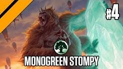 Monogreen Stompy & Ramp - Bo1 Standard | Ikoria Release Day | MTG Arena