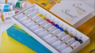 как выбрать масляные краски? В чем особенности и отличия