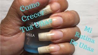 Como crecer tus uñas | Mi rutina de uñas | Como crecer las uñas con ajo | ajo y limon para las uñas