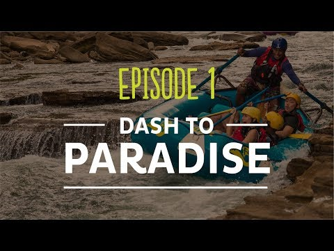 The Great Fiji Challenge - Episode #1 - Dash to Paradise