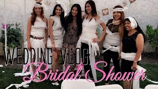 Wedding Vlog #5: Bridal Shower