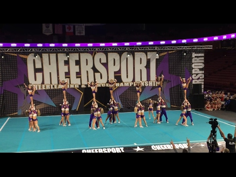 Rock Star Cheer Beatles- CHEERSPORT 2017