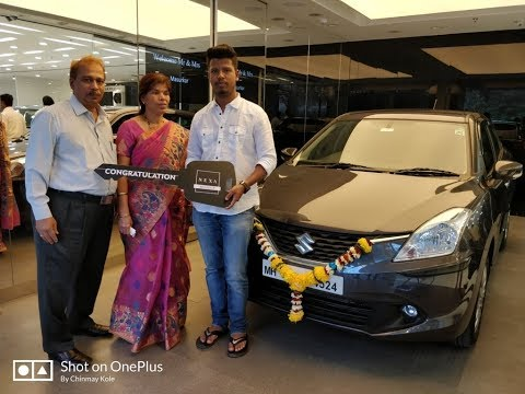 Taking Delivery of 2018's The All New Maruti Suzuki Baleno : KTS AUTOMOTORS PVT LTD, NEXA BHANDUP