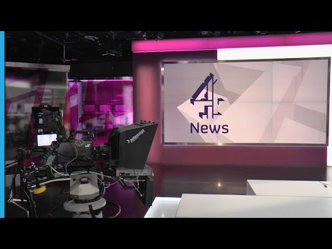 Life at ITN on ITV News, Channel 4 News and 5 news