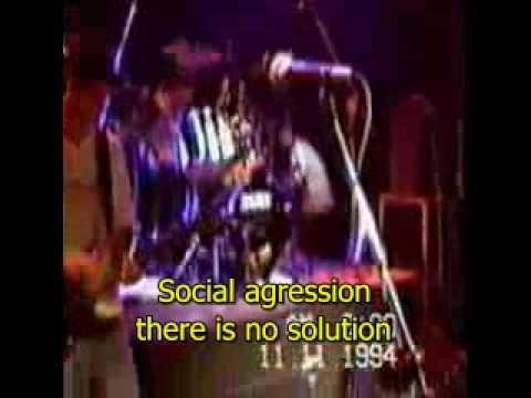 Dead Fish - Social Agression - Legendado Inglês