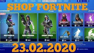 Sklep FORTNITE - 23 luty 2020
