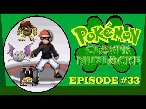 "Pokémon Clover Nuzlocke – Episode #33 ""DARUDE THE FINAL LEADER"""
