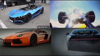 6 similitudes entre los coches más rápidos del mundo