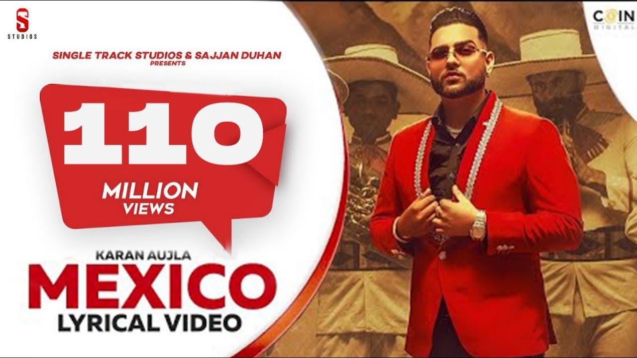 New Punjabi Songs 2021| Mexico Koka | Karan Aujla | Lyrical Video | Latest Punjabi Song 2020